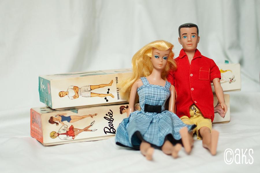 Barbie 60-tal