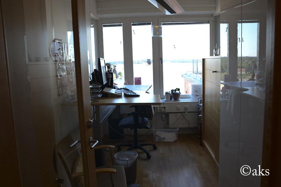 Mitt kontor