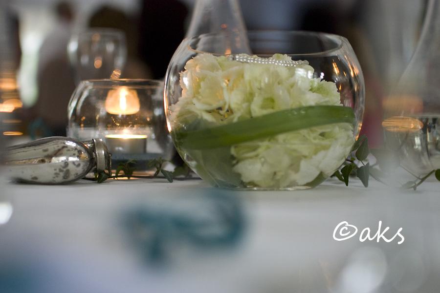 bröllopsdekoration