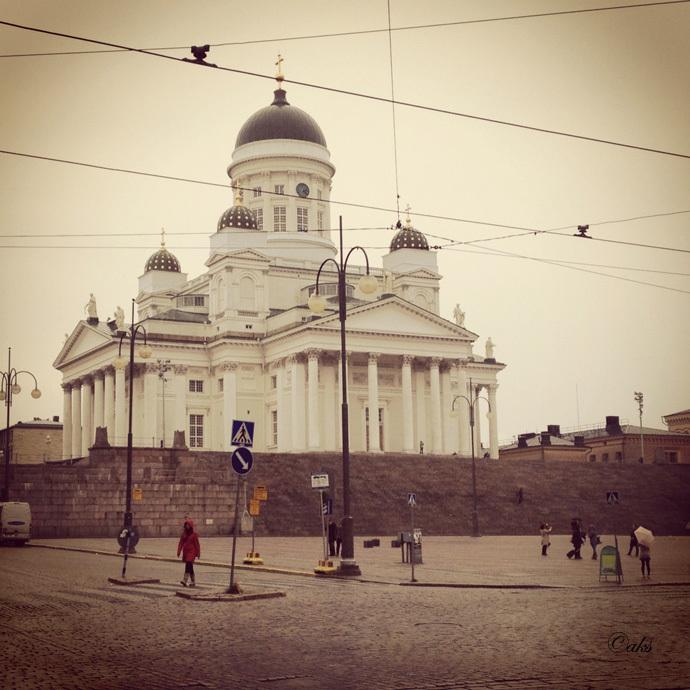 Helsingfors domkyrka