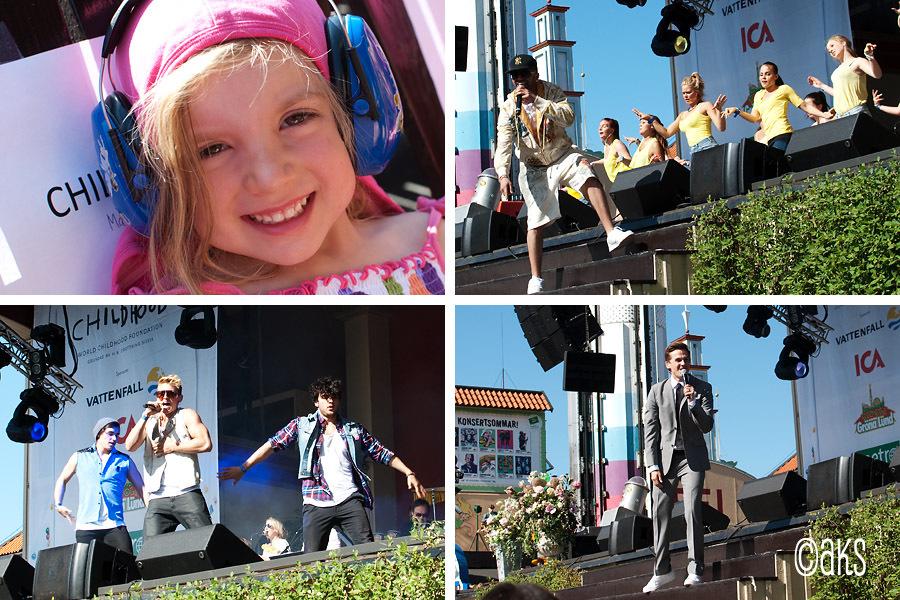 childhood konsert