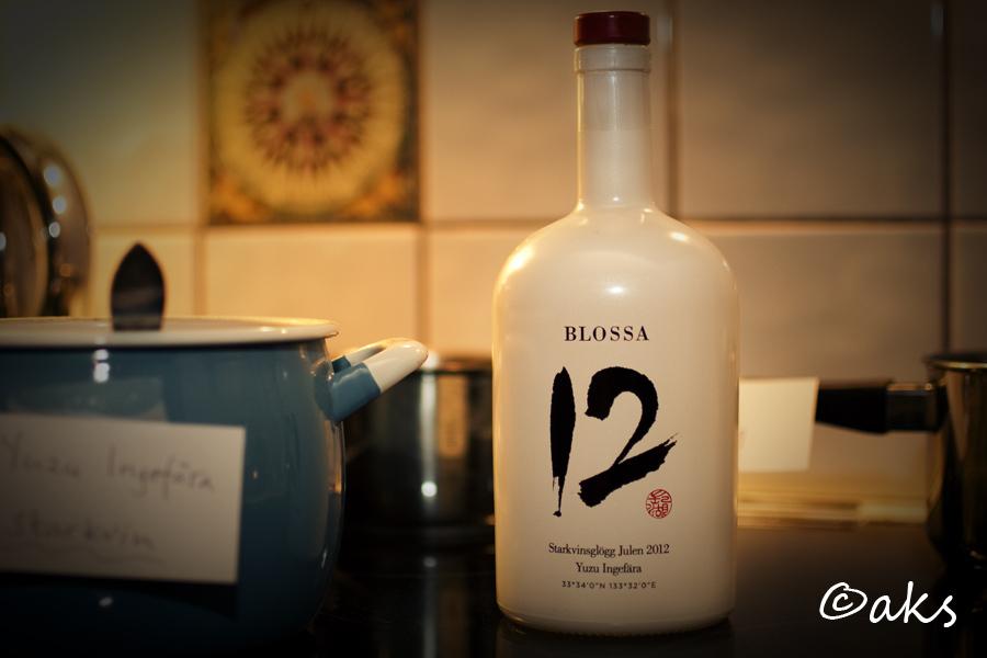 Blossa årets smak 2012