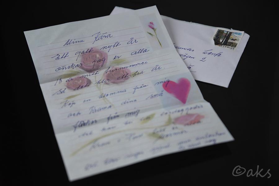 Handskrivet